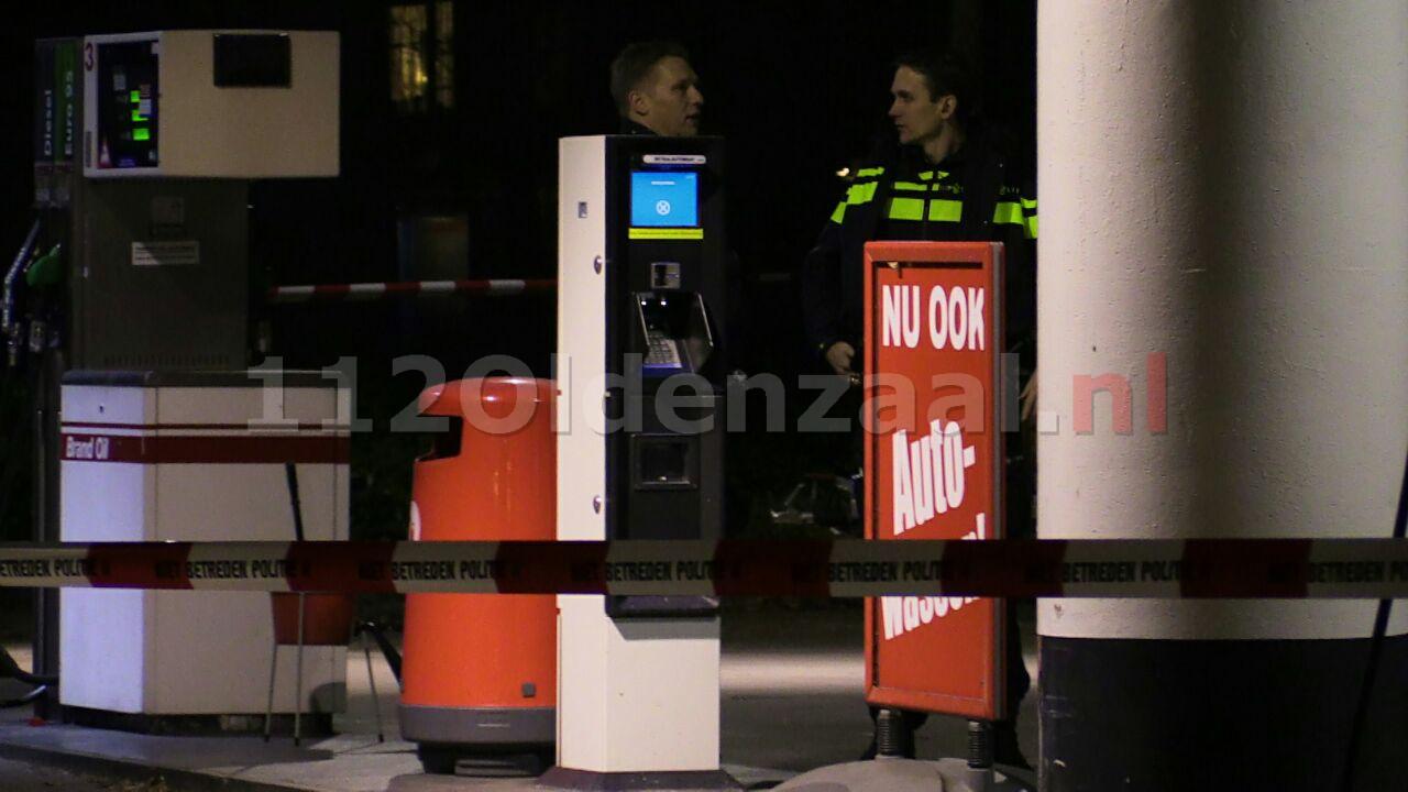 Foto 3: Overval op tankstation Enschede