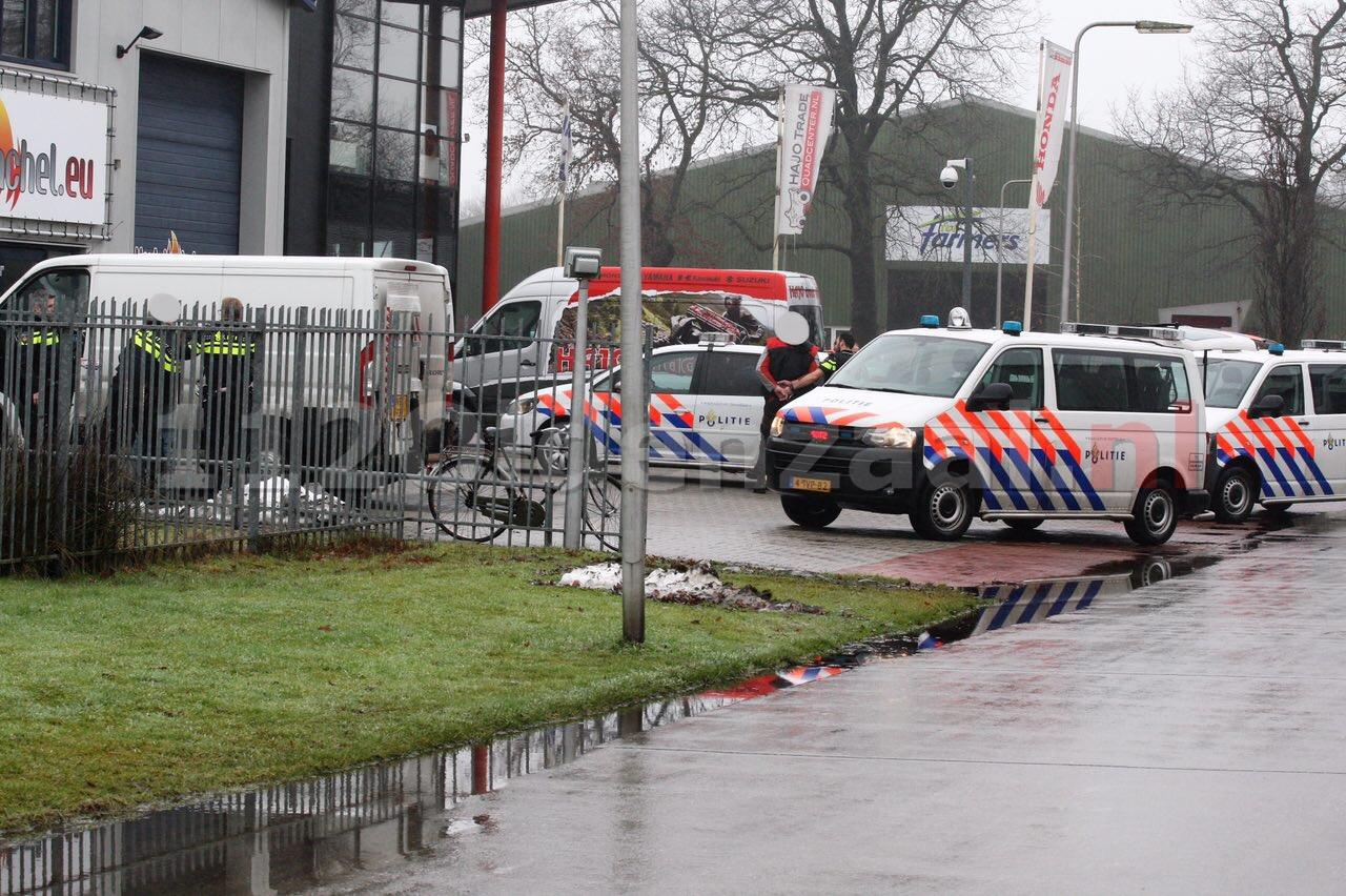 Video: Man ontsnapt na ontvoering in Vriezenveen, twee mannen in Geesteren aangehouden