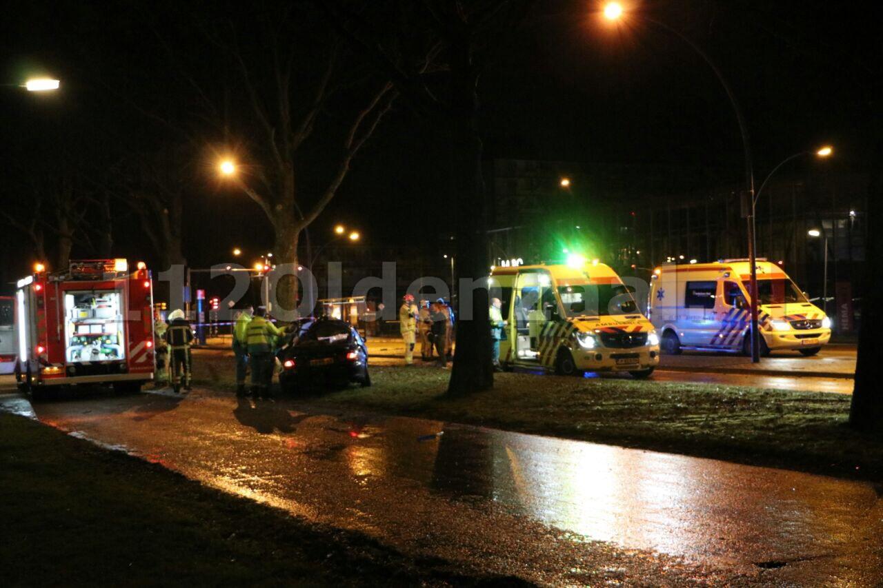 UPDATE: 28-jarige man uit Enschede overleden bij ernstige aanrijding