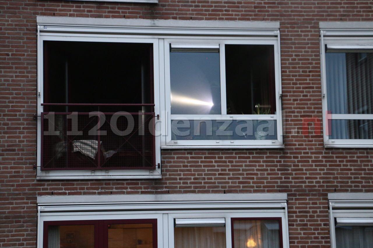 Foto: Brand bij Molenkamp Oldenzaal