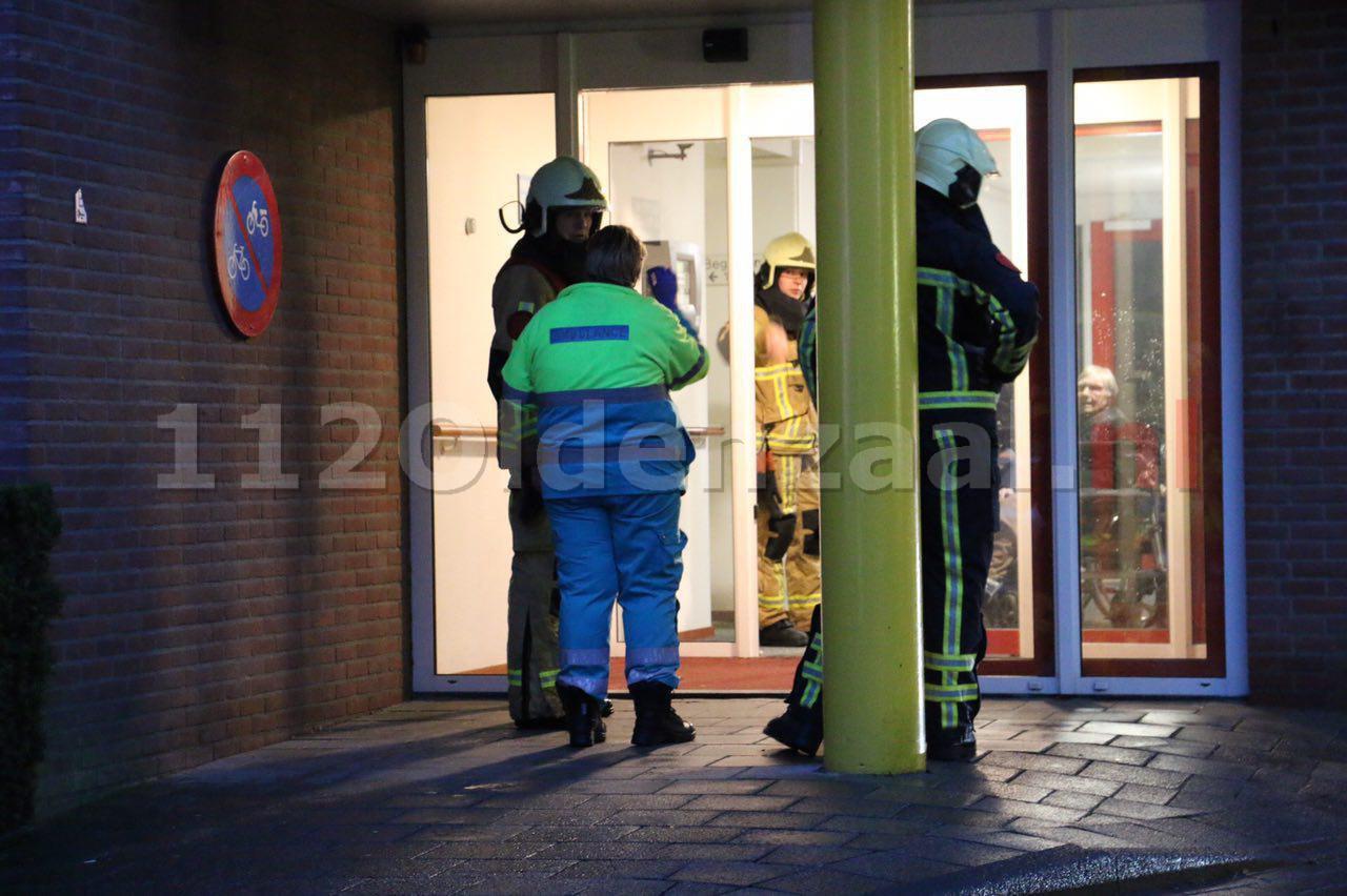 Foto 6: Gewonden bij brand woonzorgcomplex Molenkamp Oldenzaal