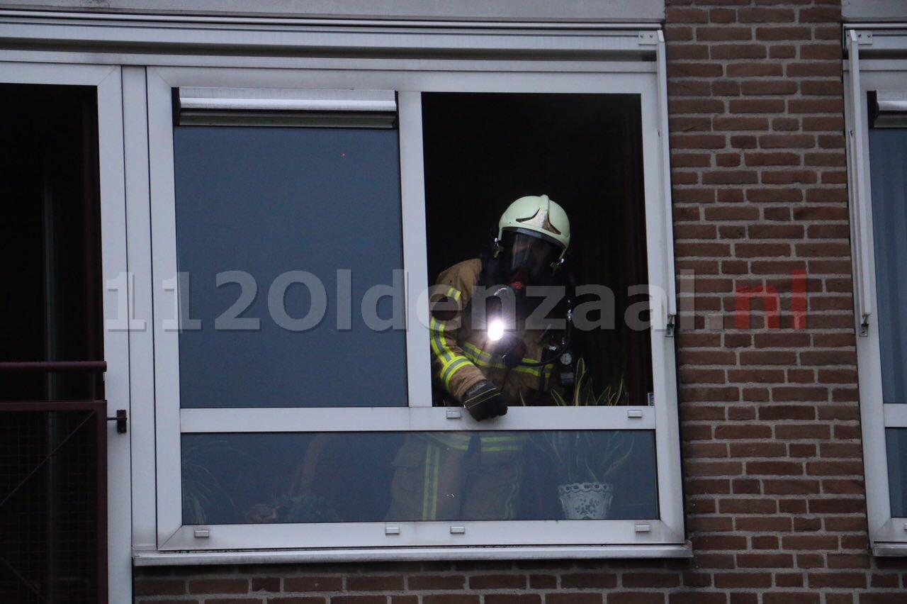 UPDATE: Gewonden bij brand woonzorgcomplex Molenkamp Oldenzaal