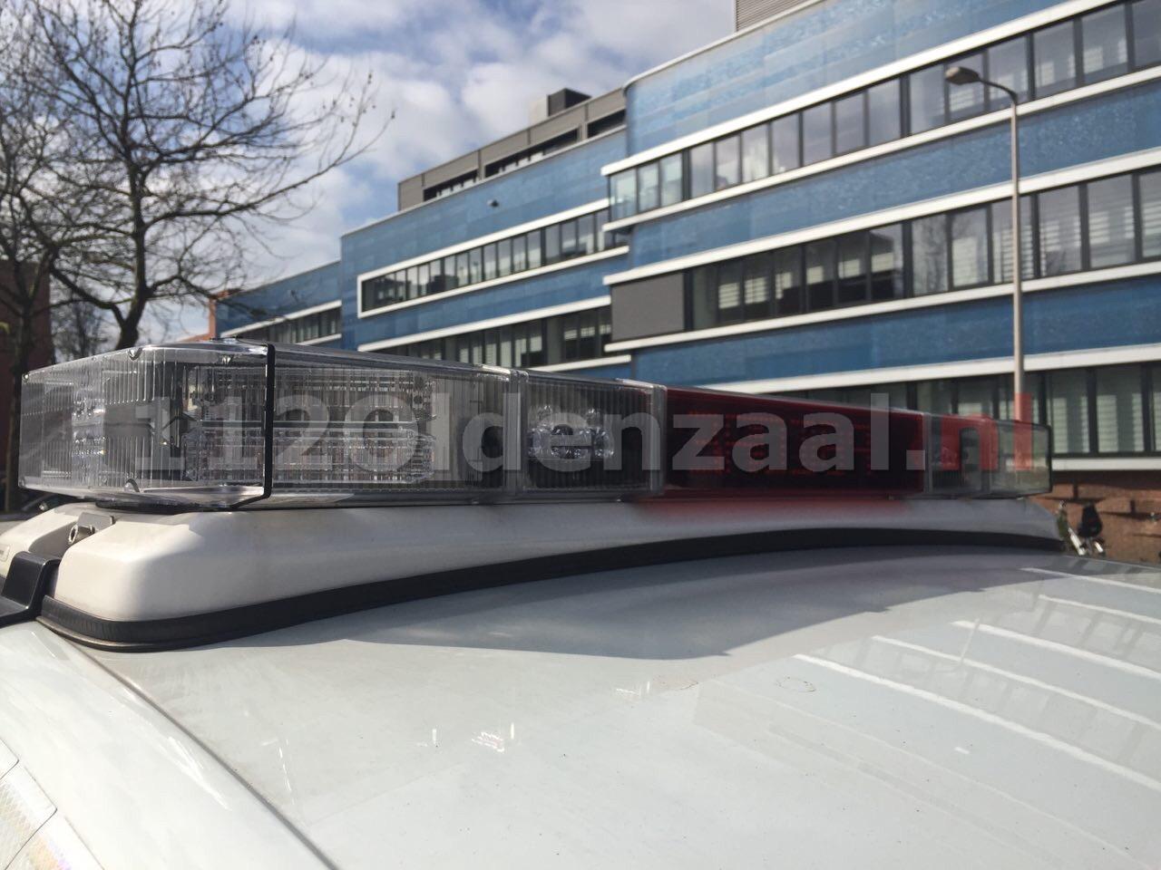 Agenten worden tijdens aanhouding mishandeld en één gebeten in gelaat, man en vrouw uit Enschede aangehouden