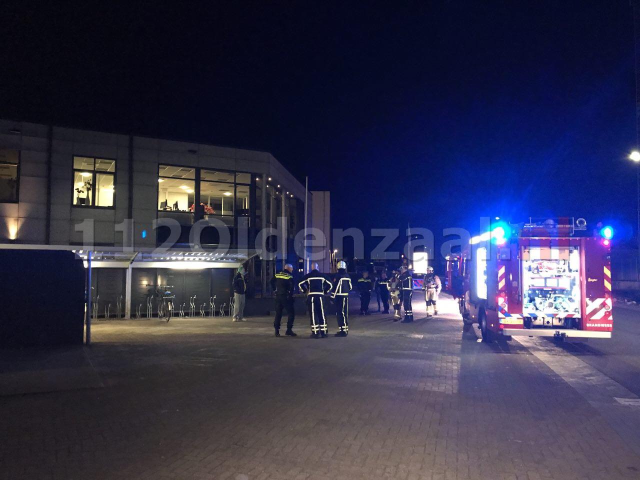 Brand bij Pré Pain in Oldenzaal, pand ontruimd