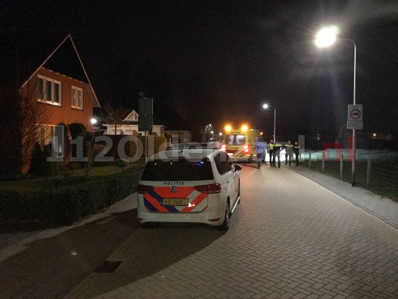 Bromfietser gewond bij ongeval in Denekamp; mogelijk alcohol in het spel
