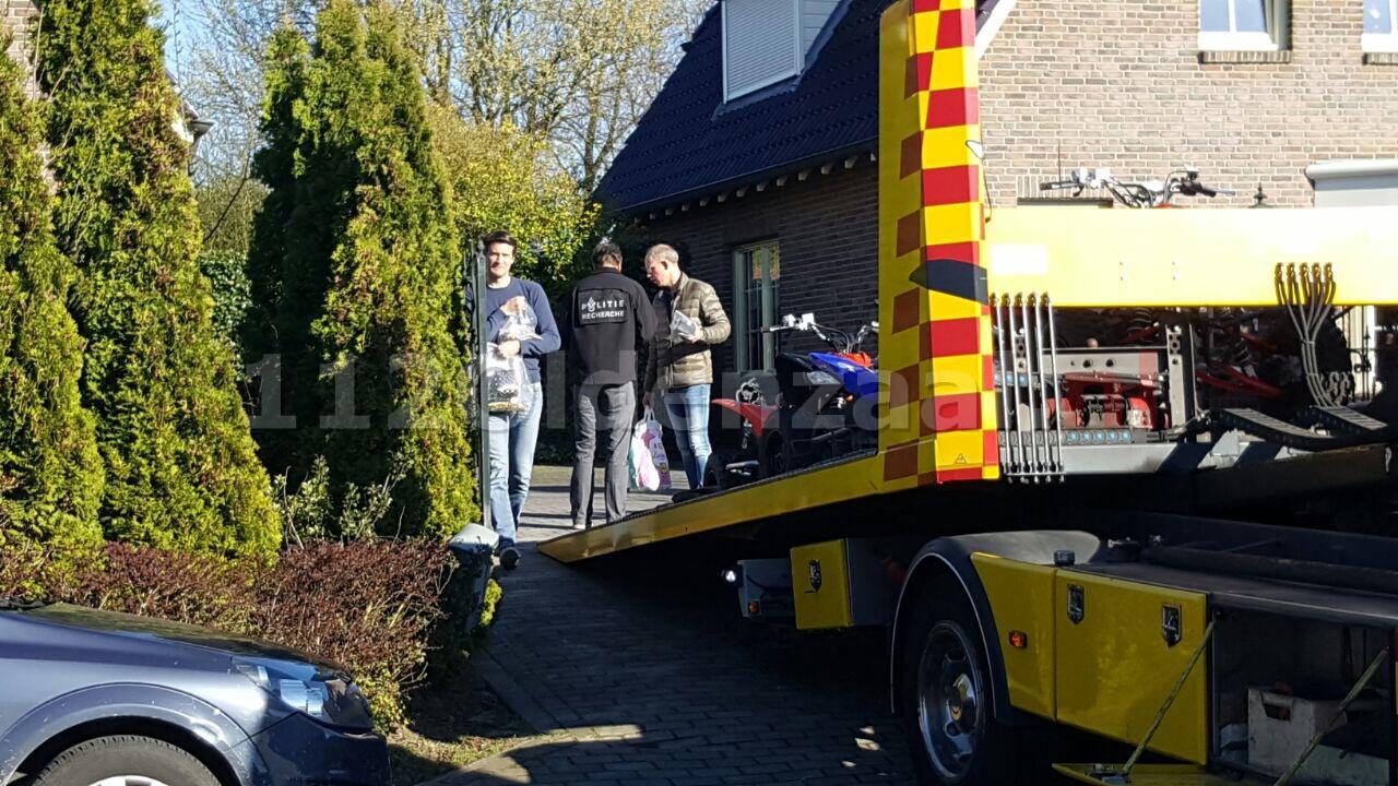 200 kilo marihuana met straatwaarde 1,6 miljoen aangetroffen bij inval Enschede