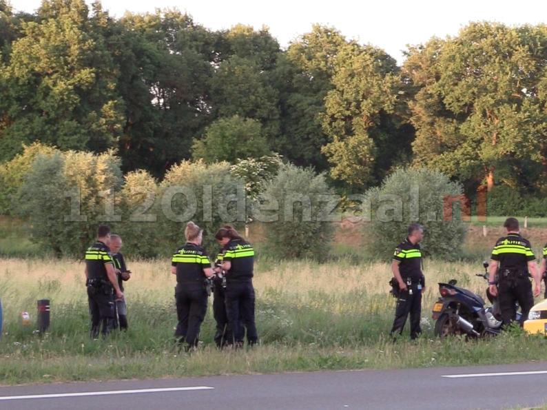 Twee gewonden bij ernstig verkeersongeval in Losser