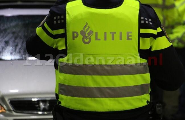 Persoon aangehouden na mishandeling in Oldenzaal; agent raakt lichtgewond