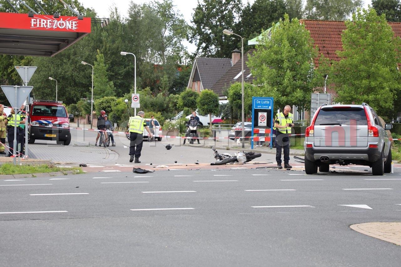 63-jarige man uit Weerselo omgekomen bij aanrijding in De Lutte