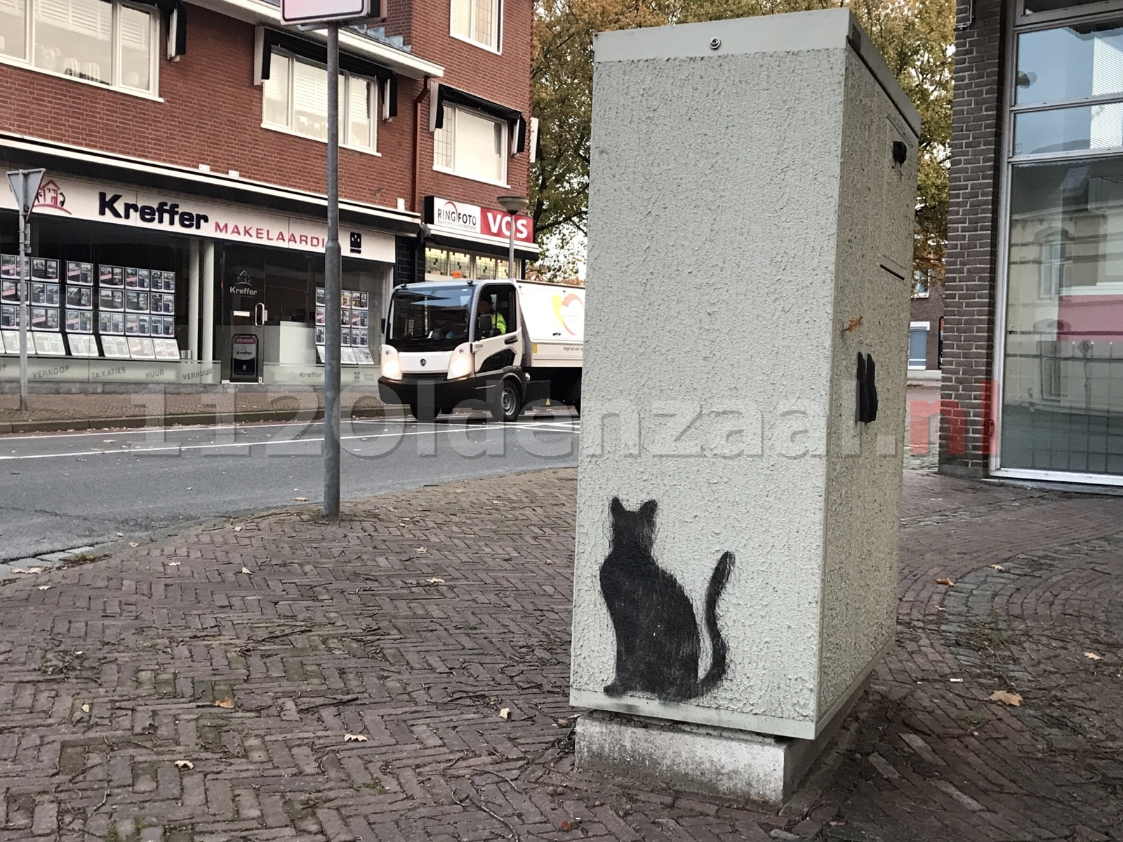 Politie Oldenzaal op poezenjacht