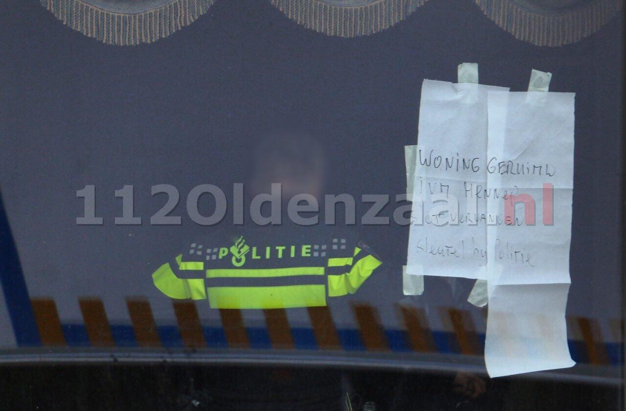 Burgemeester van Oldenzaal sluit woning na aantreffen hennepkwekerij