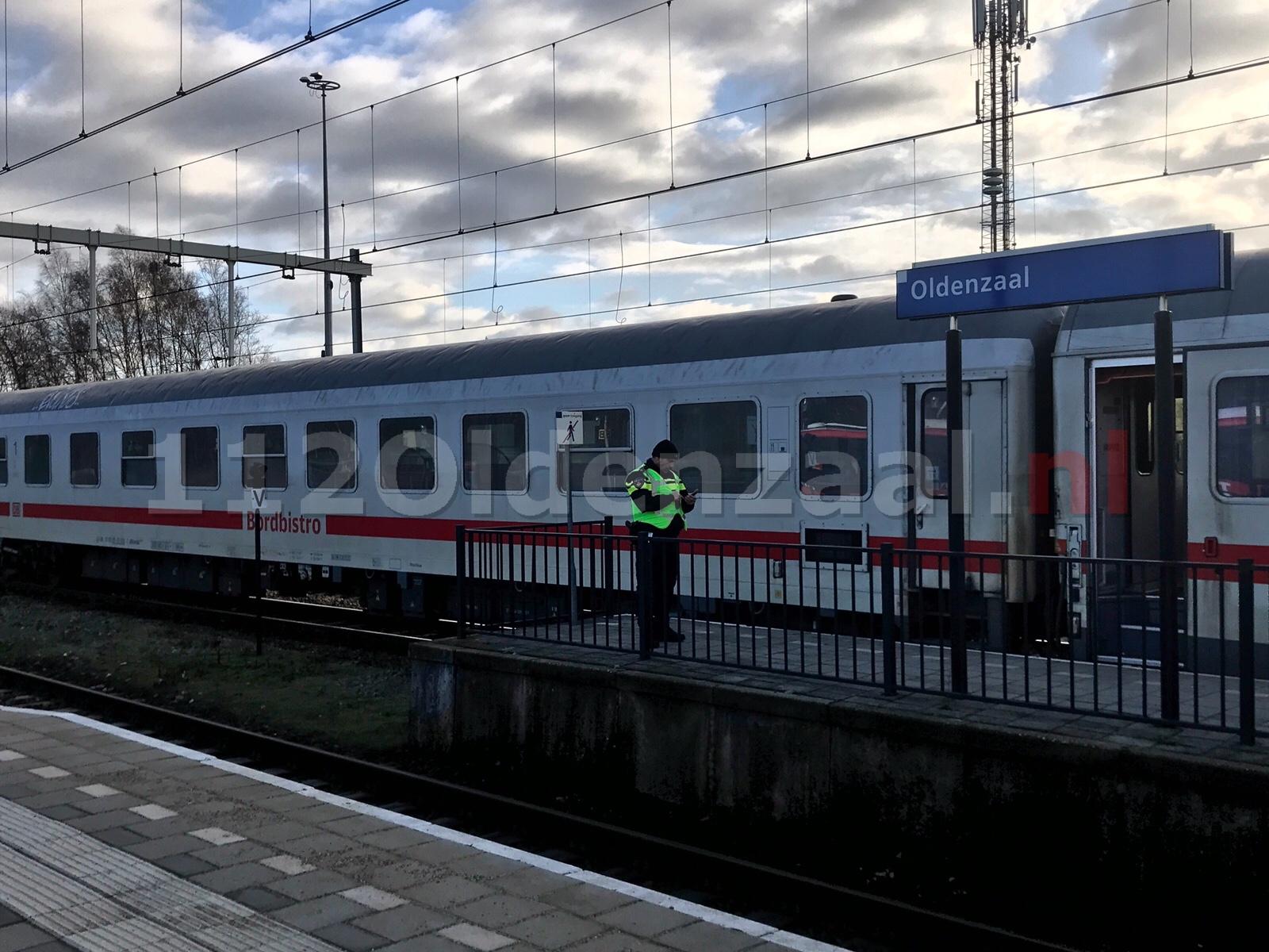 Dreigbrief; Station Oldenzaal ontruimd
