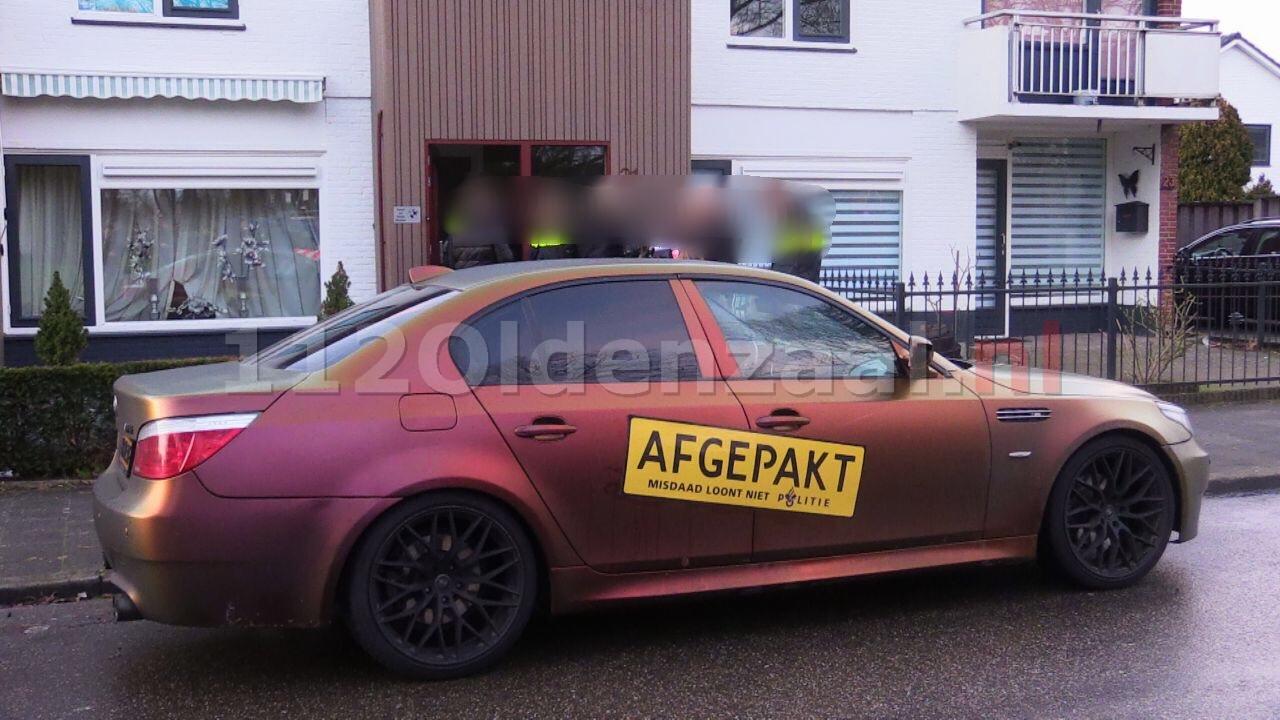 Foto 3: Arrestatie eenheid verricht drie aanhoudingen in drugsonderzoek Oldenzaal