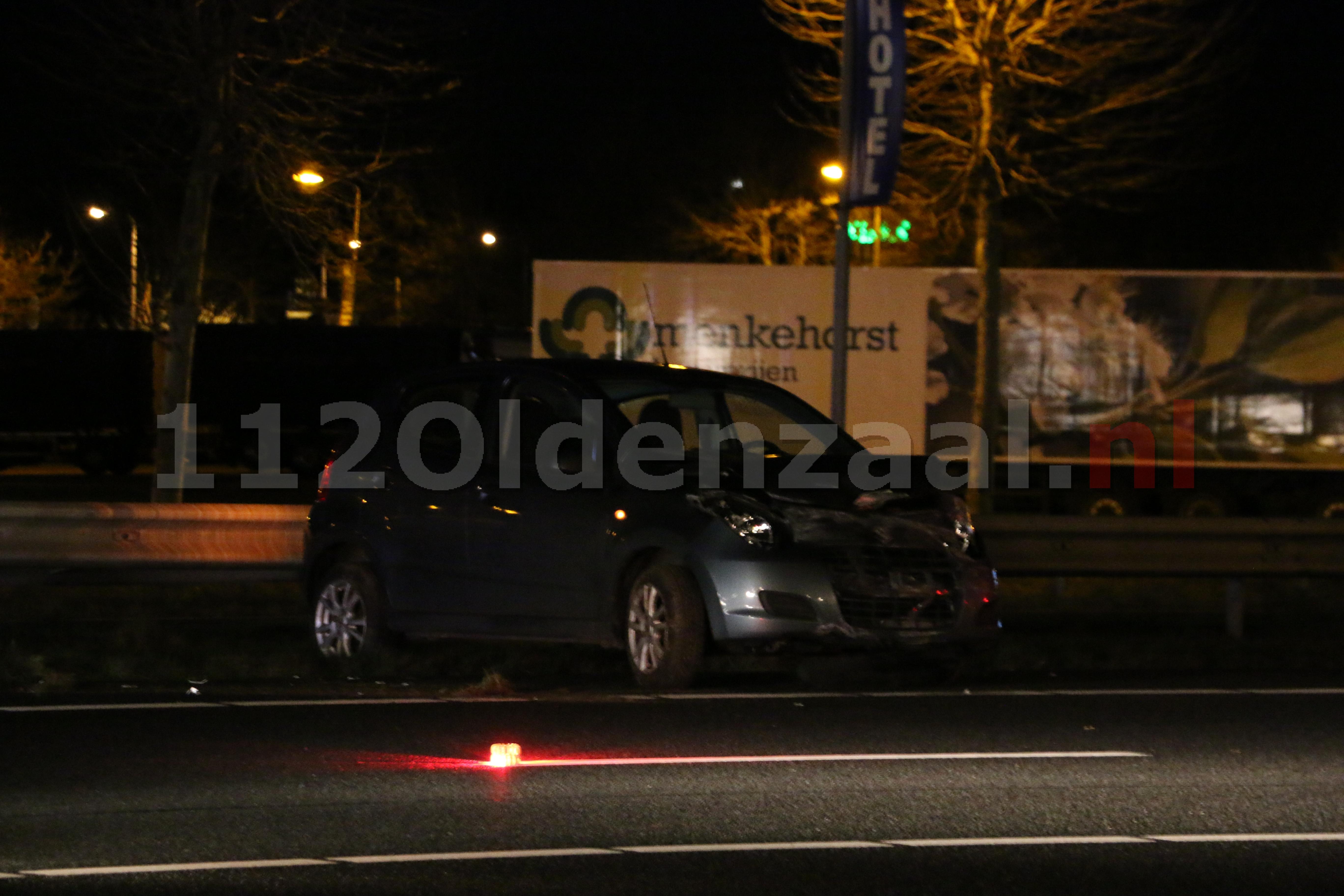 Video: Ongeval op A1 zorgt voor file tussen Hengelo en Oldenzaal