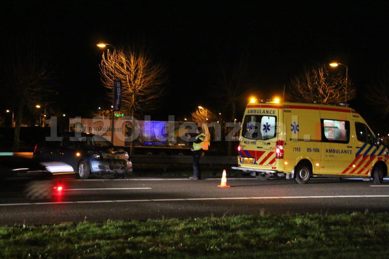 Ongeval op A1 zorgt voor file tussen Hengelo en Oldenzaal