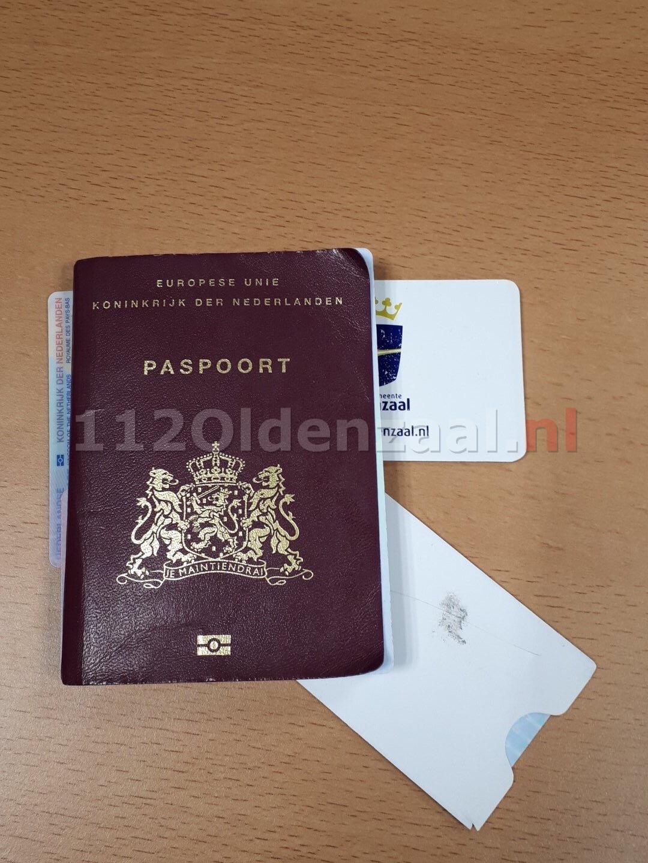 Jongeren in Oldenzaal betrapt met vals identiteitsbewijs