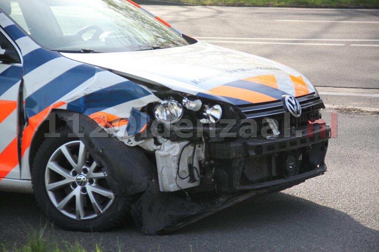 VIDEO: Politie deelt beelden van wilde achtervolging na autodiefstal in Oldenzaal