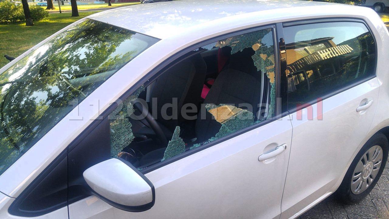 Navigatie gestolen uit voertuig in Oldenzaal