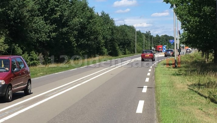 Provinciale Rondweg Oldenzaal twee maanden deels afgesloten