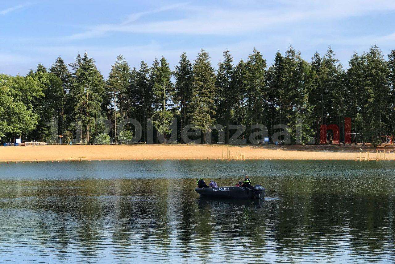 Foto update: Zoekactie naar mogelijke drenkeling Het Hulsbeek in volle gang