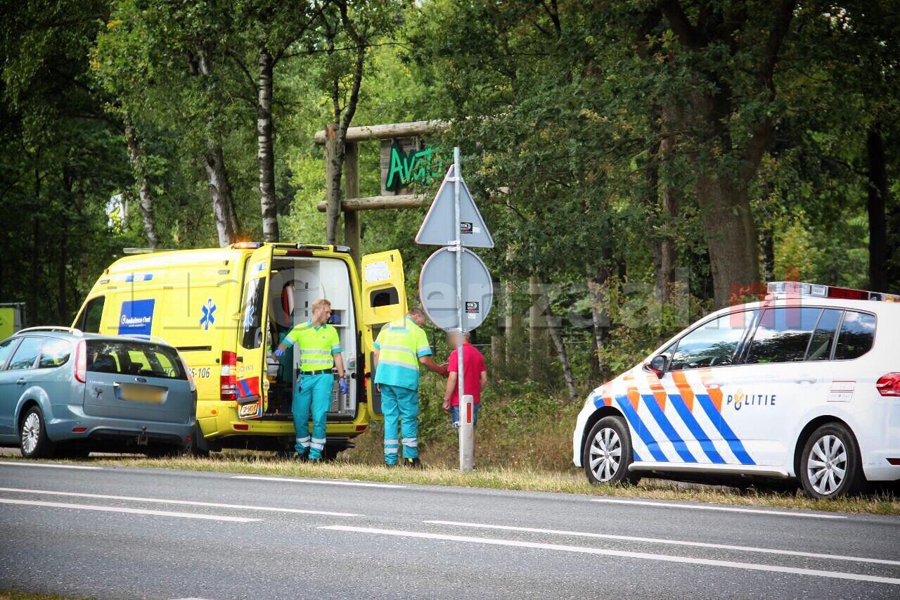 Persoon gewond naar het ziekenhuis na ongeval Hengelosestraat