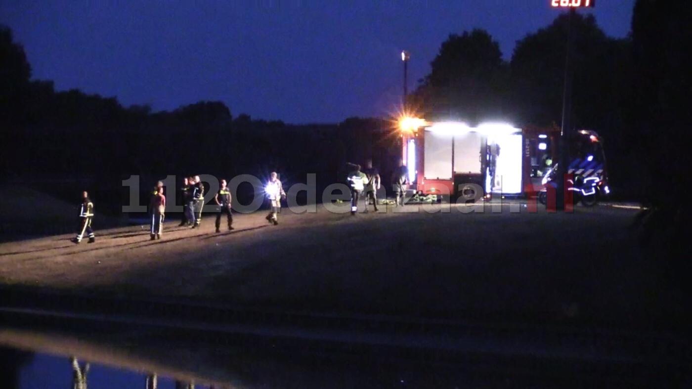 Politiehelikopter ingezet bij zoektocht op Hulsbeek