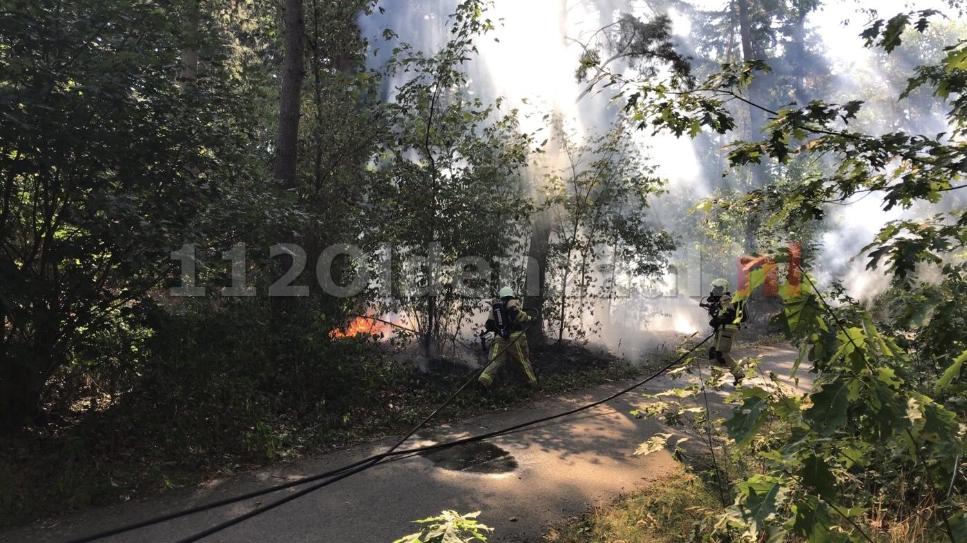 Brand op Hulsbeek Oldenzaal
