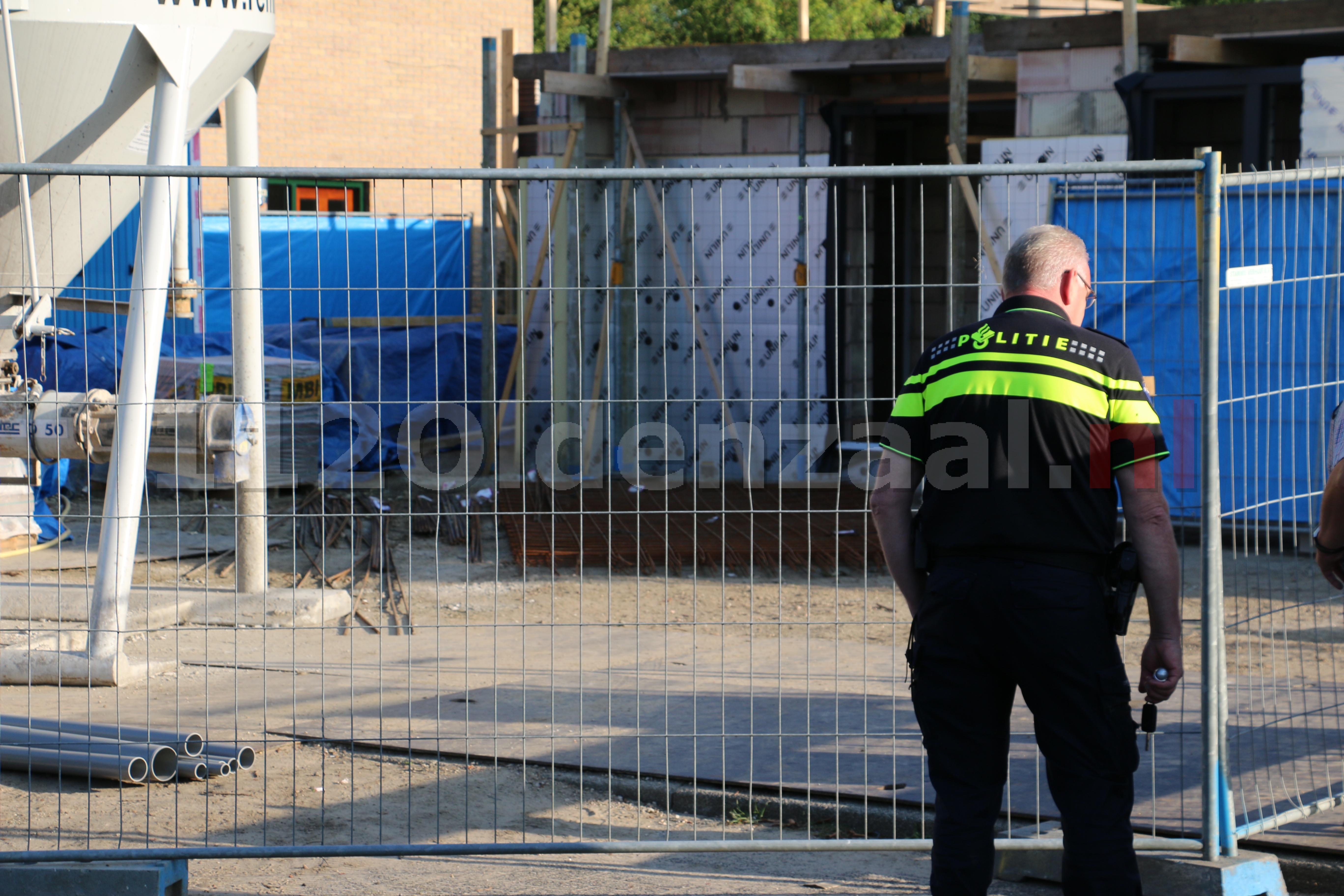 UPDATE: Bouwvakker gewond na ongeval op bouwplaats; traumahelikopter landt in Oldenzaal