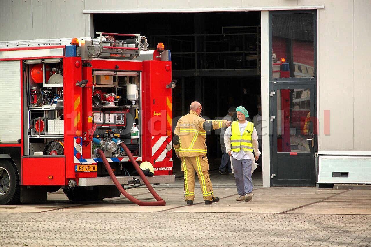 Brand bij Pré Pain snel onder controle
