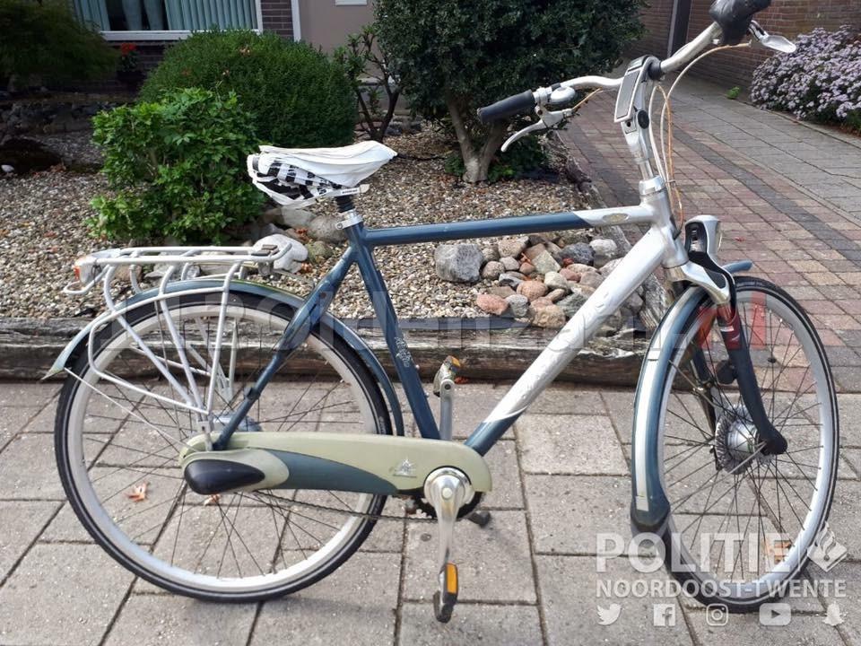 Meerdere fietsen aangetroffen bij fietsendief in Oldenzaal