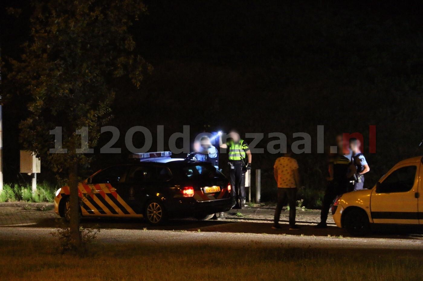 (UPDATE): Aanhoudingen in Oldenzaal na aantreffen grote hoeveelheid vuurwerk