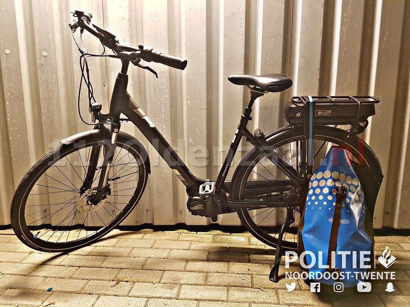 Politie zoekt eigenaar van fiets naar aanleiding van verdachte situatie in Oldenzaal