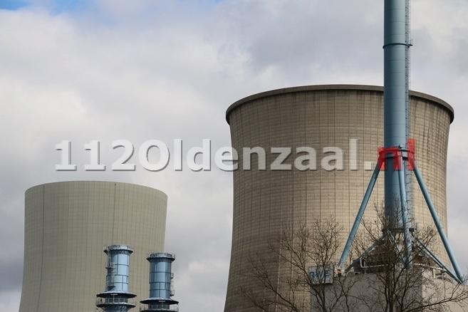 UPDATE: Brand bij kerncentrale in Lingen (DE) geblust