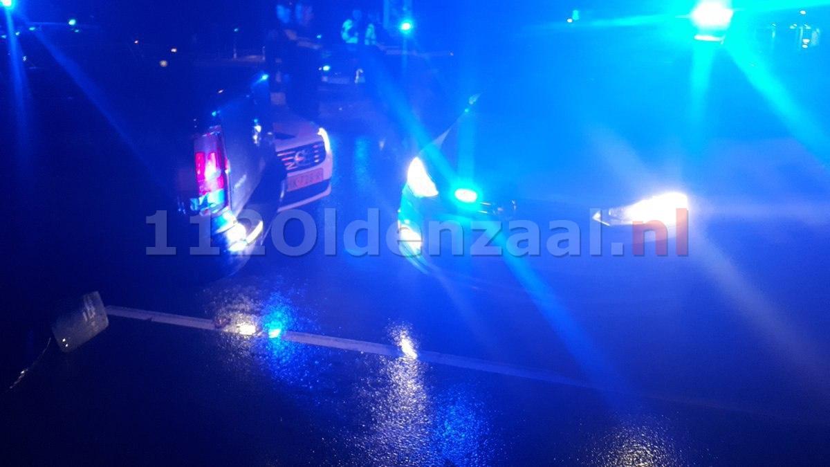 Politie achtervolgt gestolen Duitse auto tot in Apeldoorn