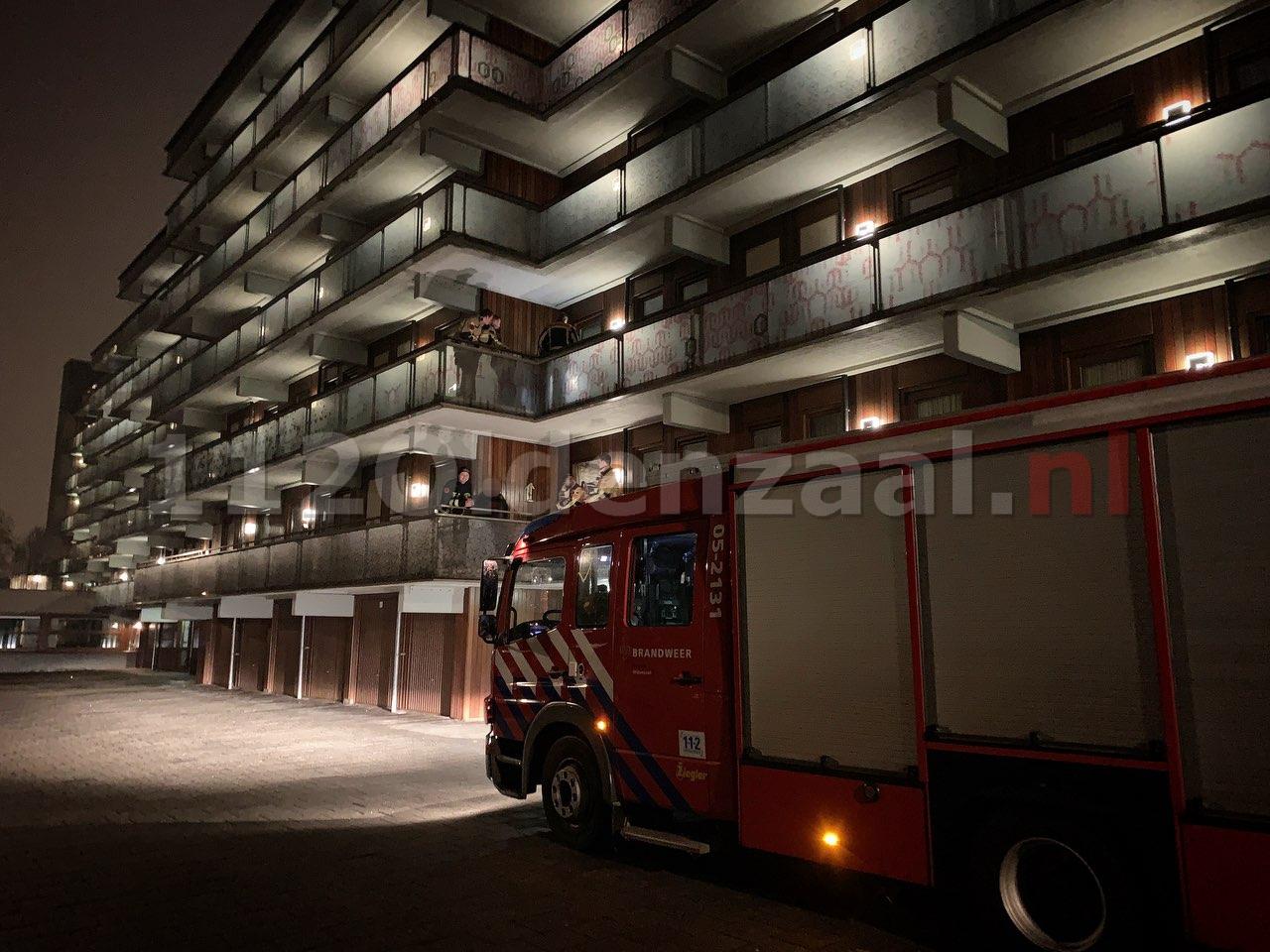 Rookmelder waarschuwt bewoners in Oldenzaal, maar niet voor brand