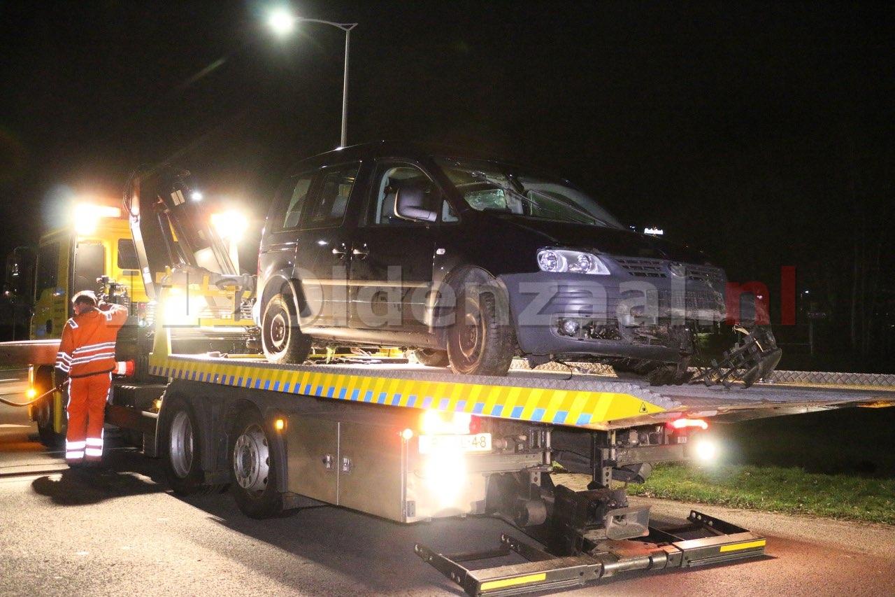 UPDATE: Autocrash na insluiping woning Oldenzaal