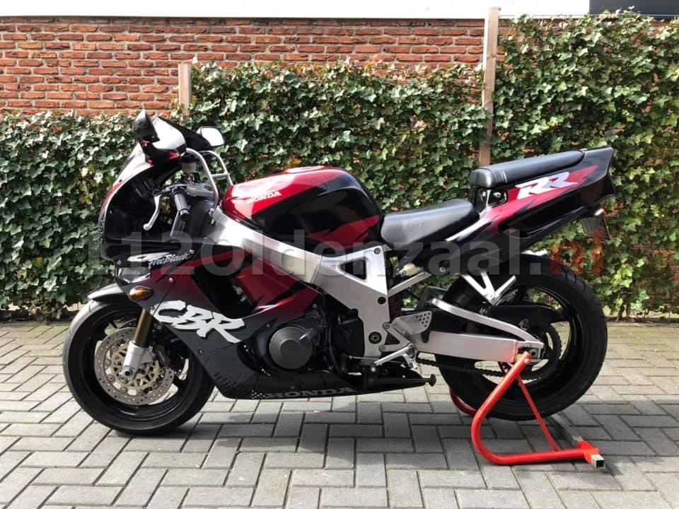 Motorfiets gestolen in Oldenzaal