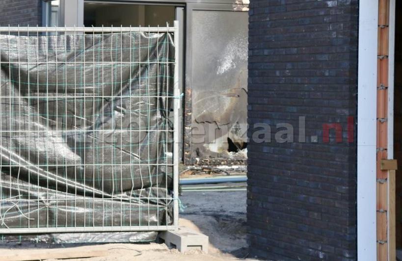 Schade bij brand in woning Oldenzaal