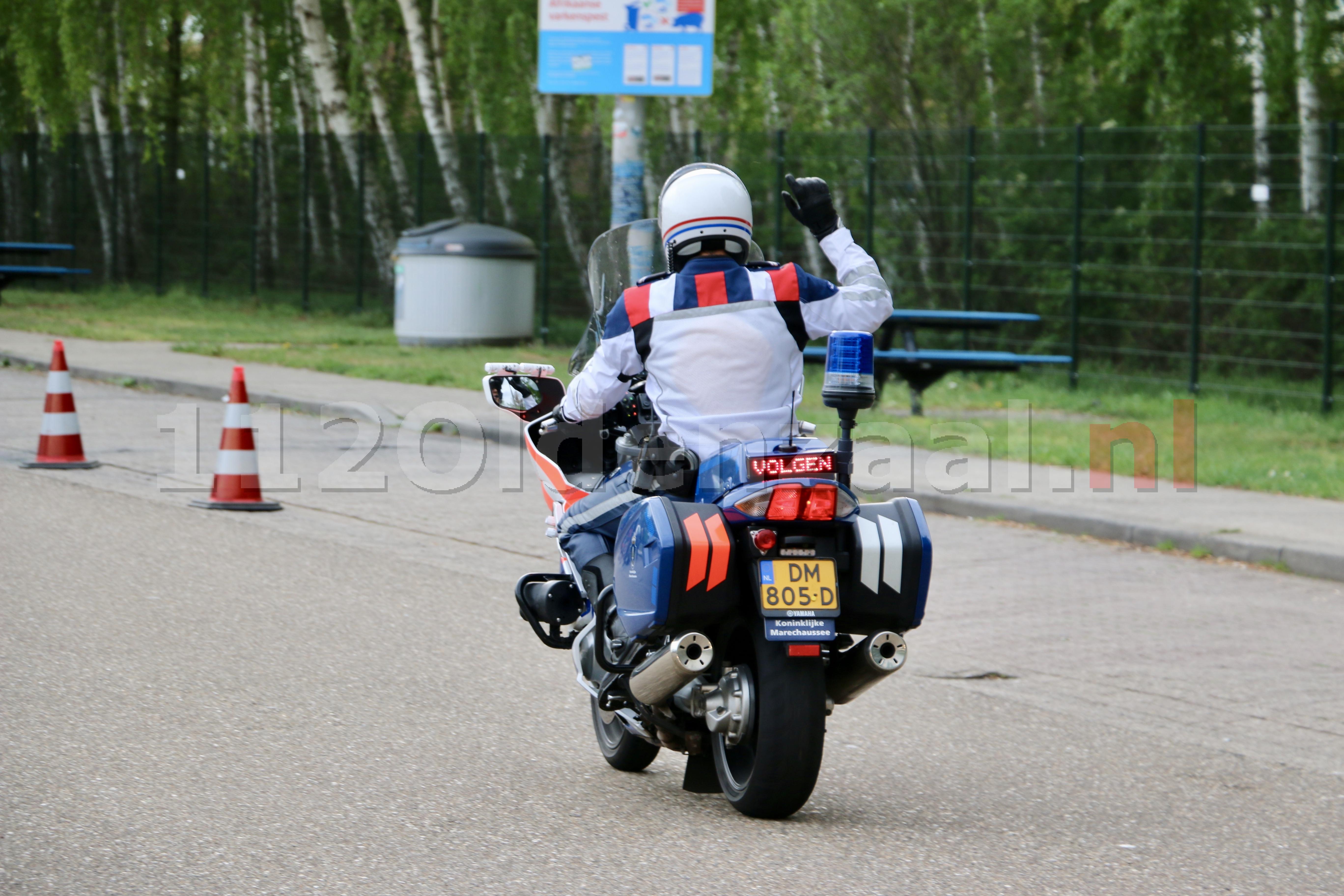 (Video): Controle op A1 bij Oldenzaal