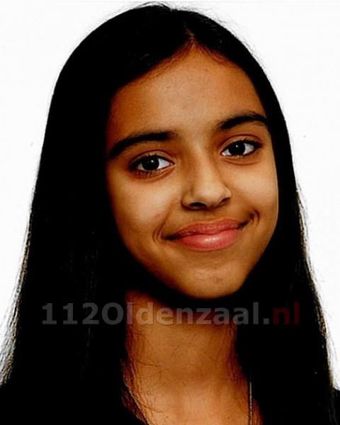 Amber Alert voor 12-jarige Hania