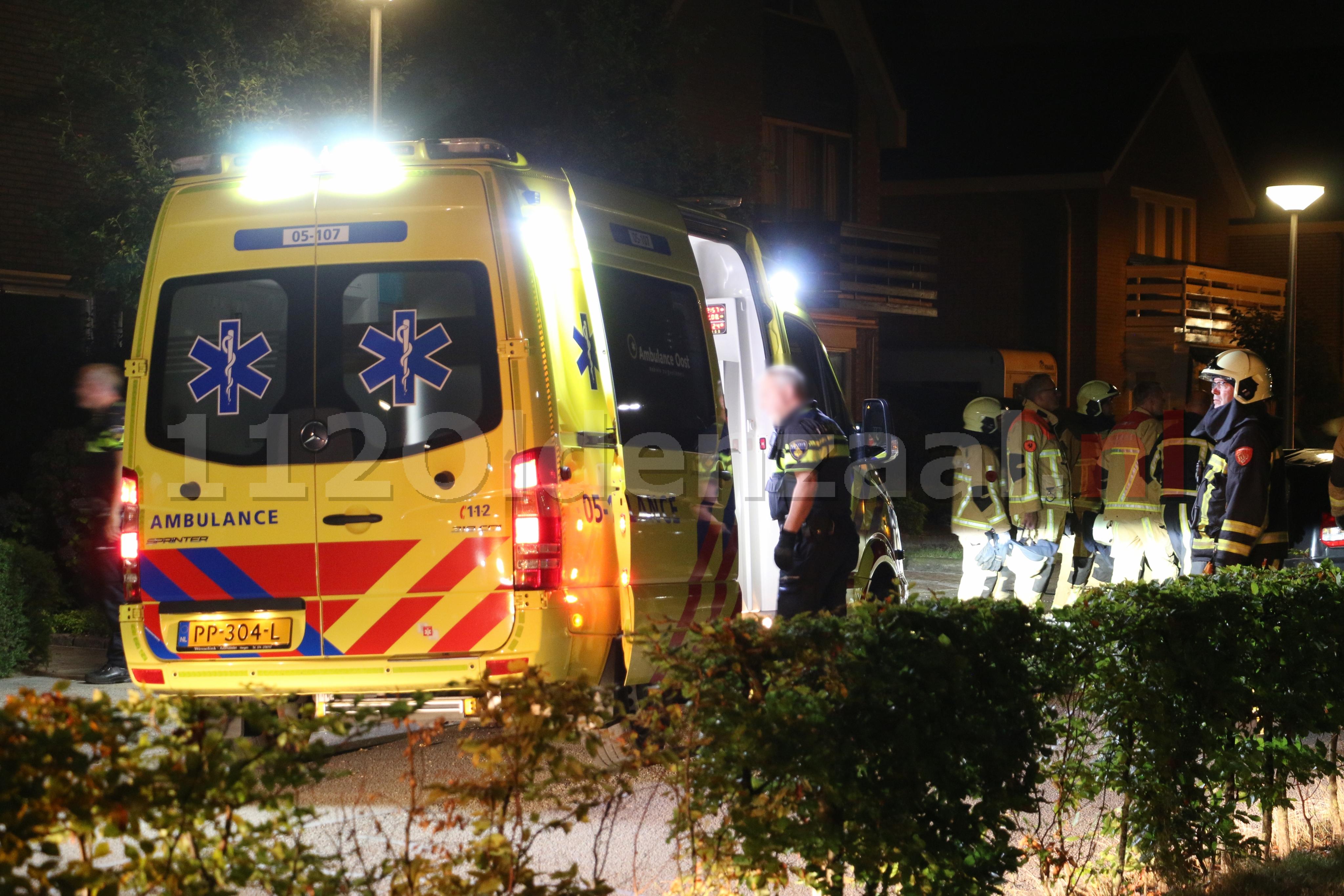 Drie gewonden bij ernstig ongeval in Oldenzaal
