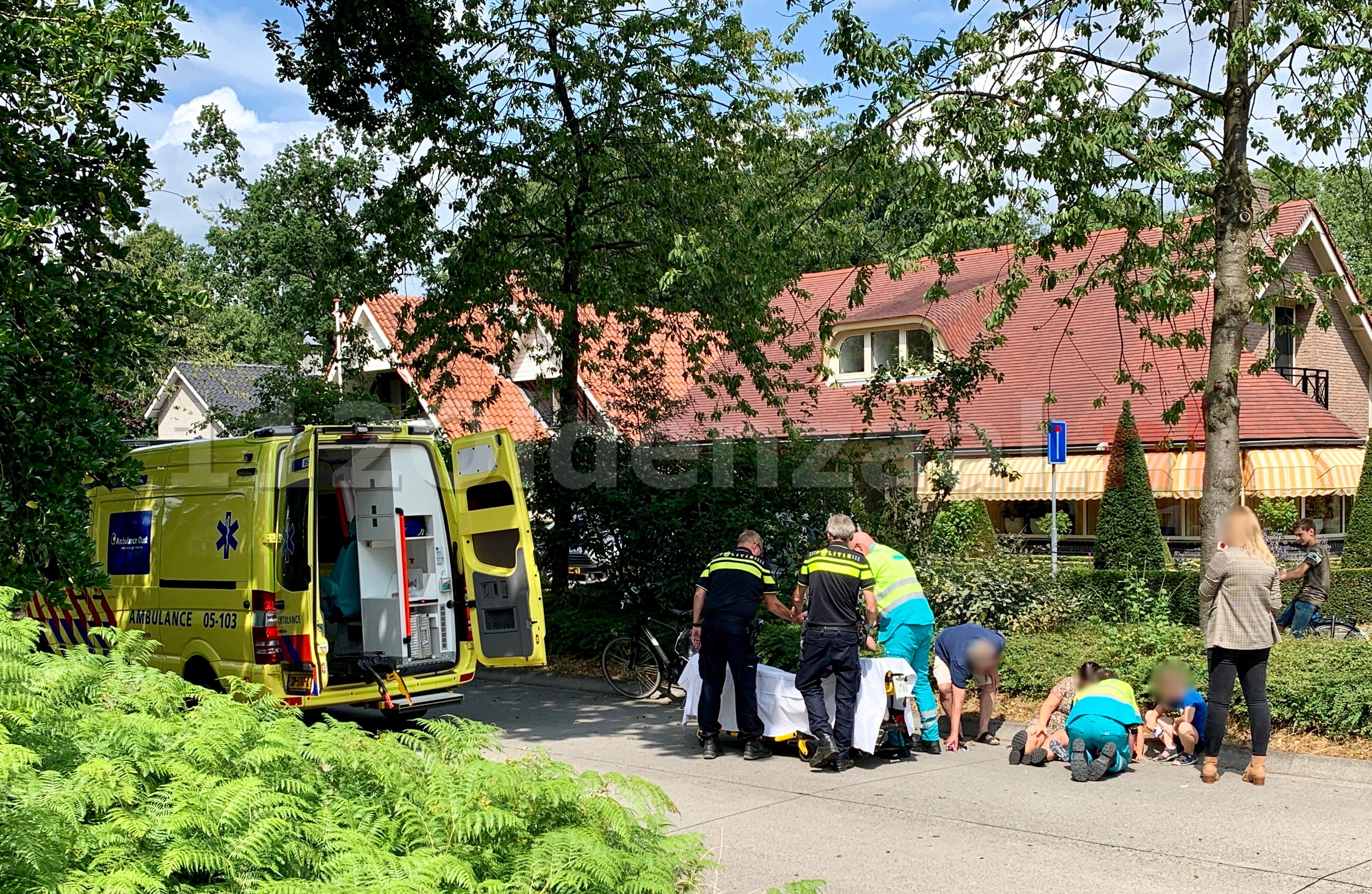 Gewonden bij aanrijding op busbaan Oldenzaal