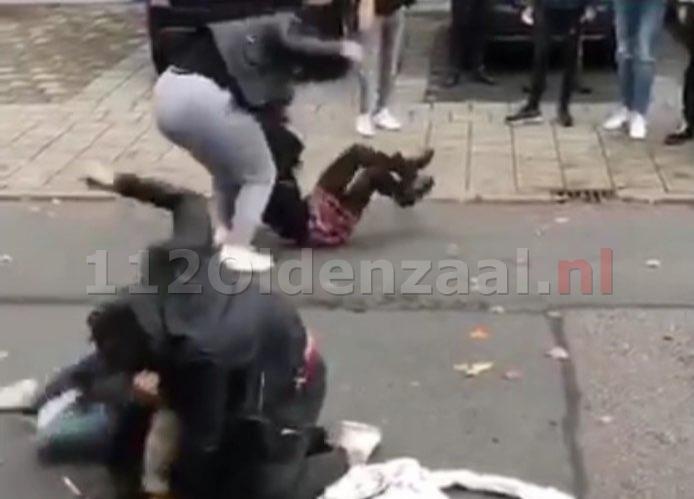 Meerdere aanhoudingen na vechtpartij Twents Carmelcollege Oldenzaal
