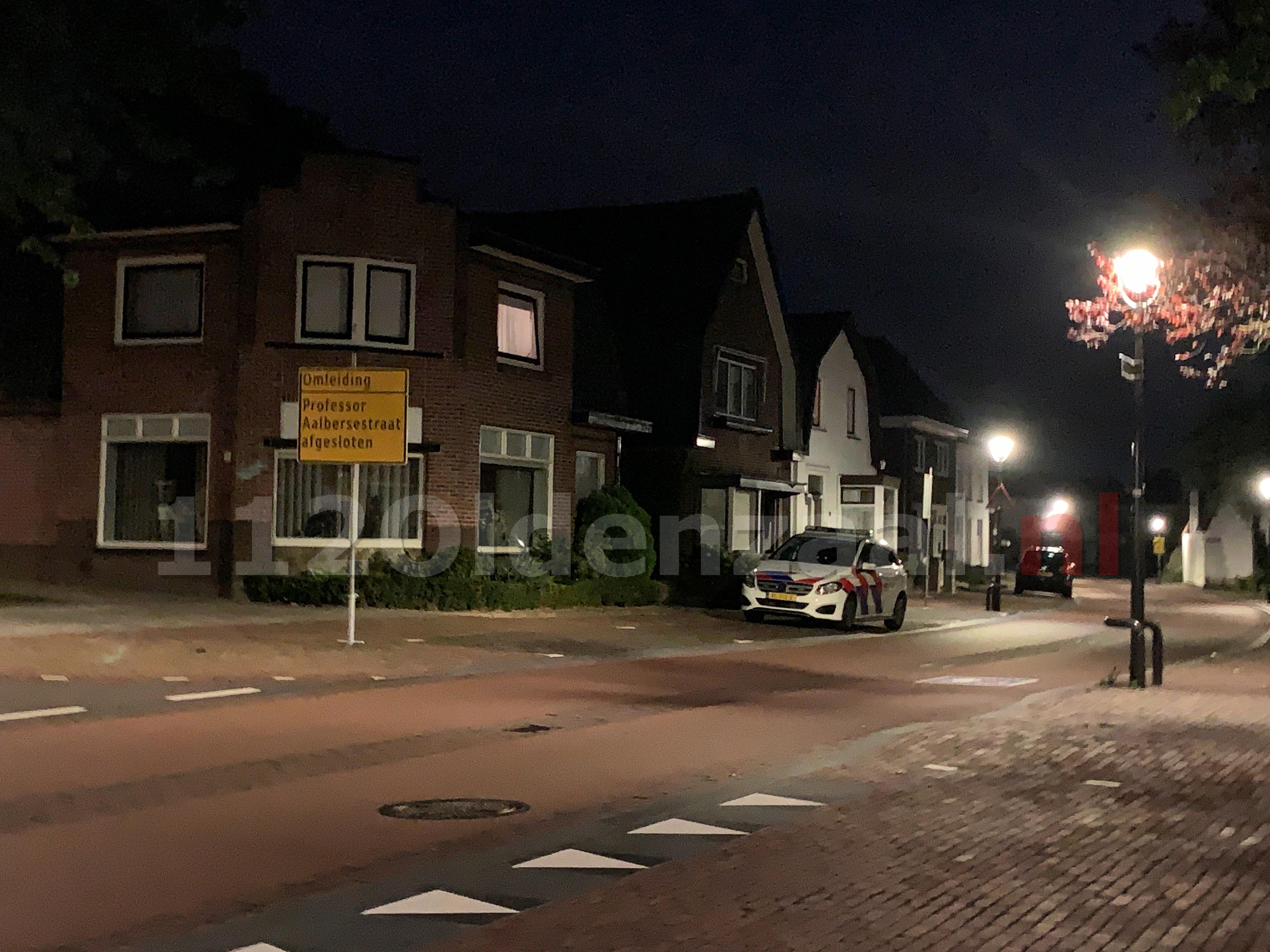 UPDATE: Politie zoekt camerabeelden na incident in woning Oldenzaal