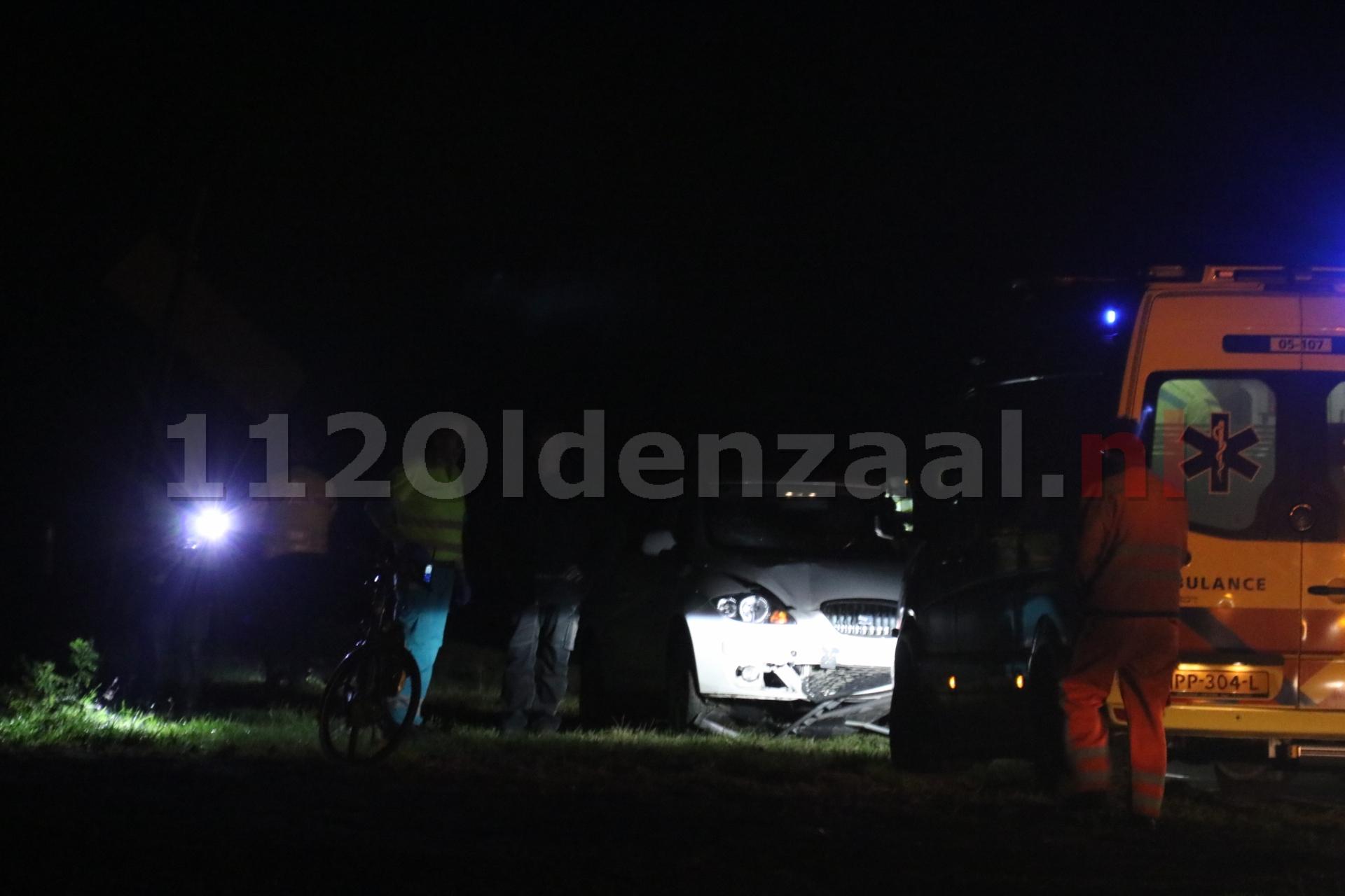Schade en gewonde bij ongeval in Rossum