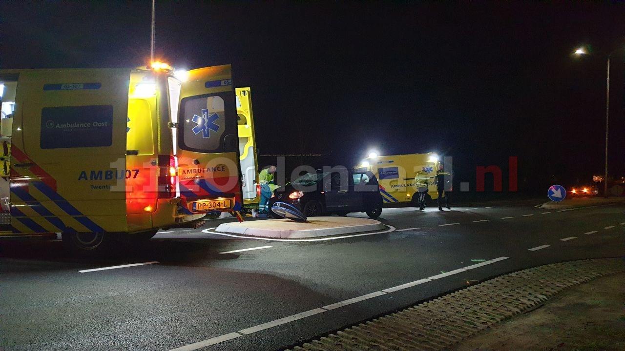 Foto: Ernstig ongeval op Vliegveldstraat Deurningen