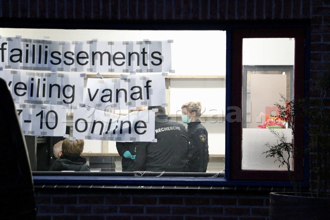 UPDATE: Aanhouding bij aantreffen groot drugslab in Oldenzaal