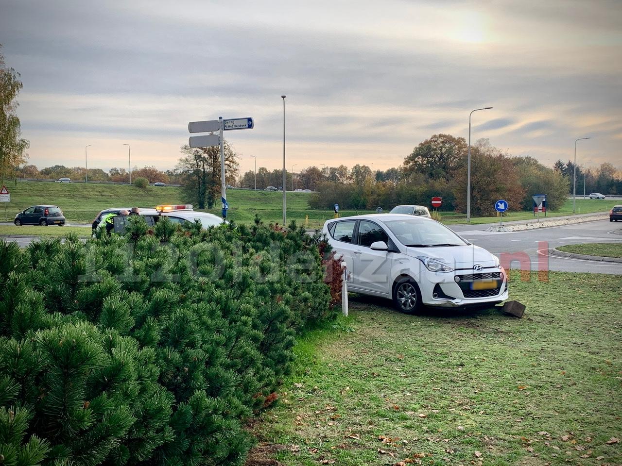 Schade bij ongeval in Oldenzaal