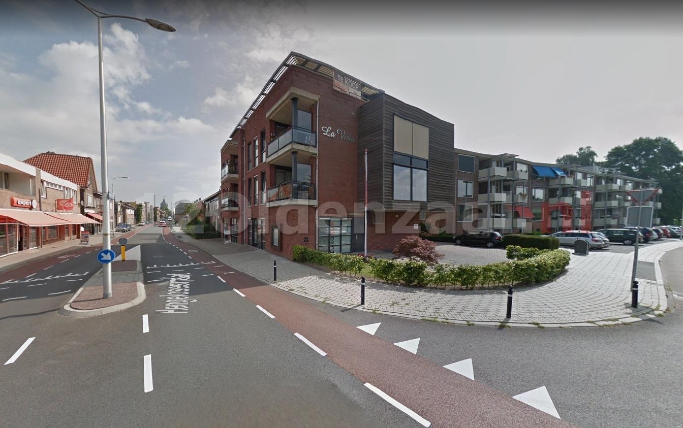Politie in Oldenzaal zoekt fietser en bestuurder kleine witte vrachtwagen na veroorzaken schade