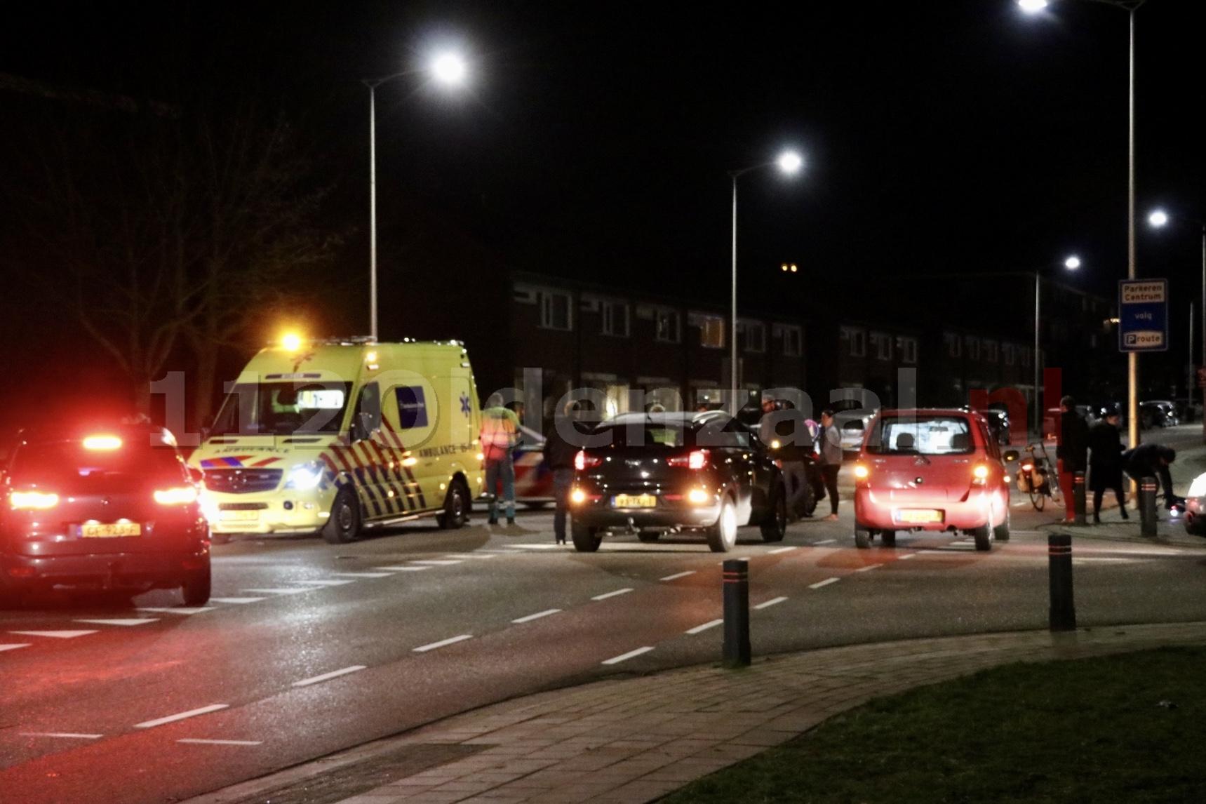 Fietser gewond na aanrijding met auto in Oldenzaal